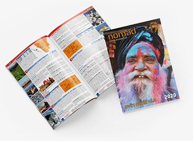 Cestovní kancelář Nomád - katalog