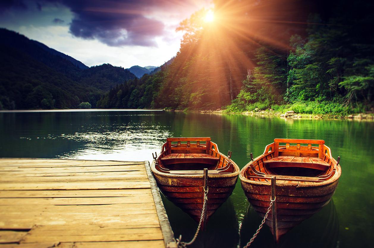 Biogradské jezero, Černá Hora