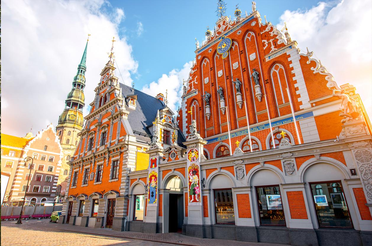 Centrum Rigy, Lotyšsko