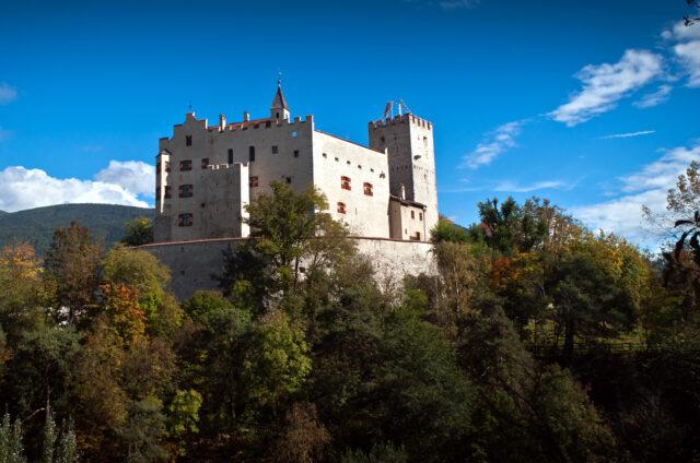 Hrad Bruneck, Itálie