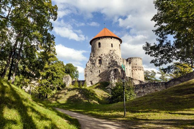 Hrad Césis, Lotyšsko