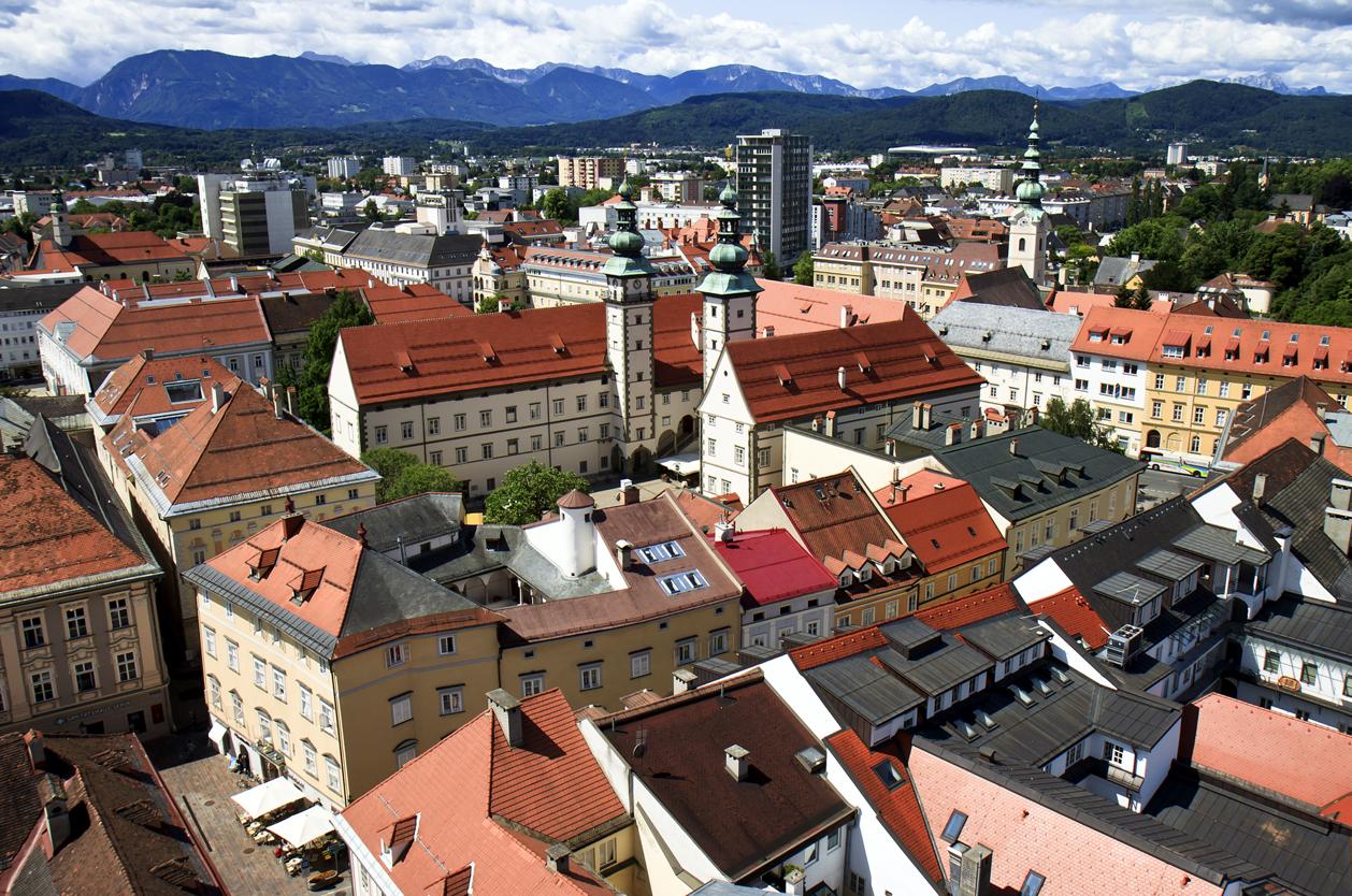 Klagenfurt am Worthersee, Rakousko