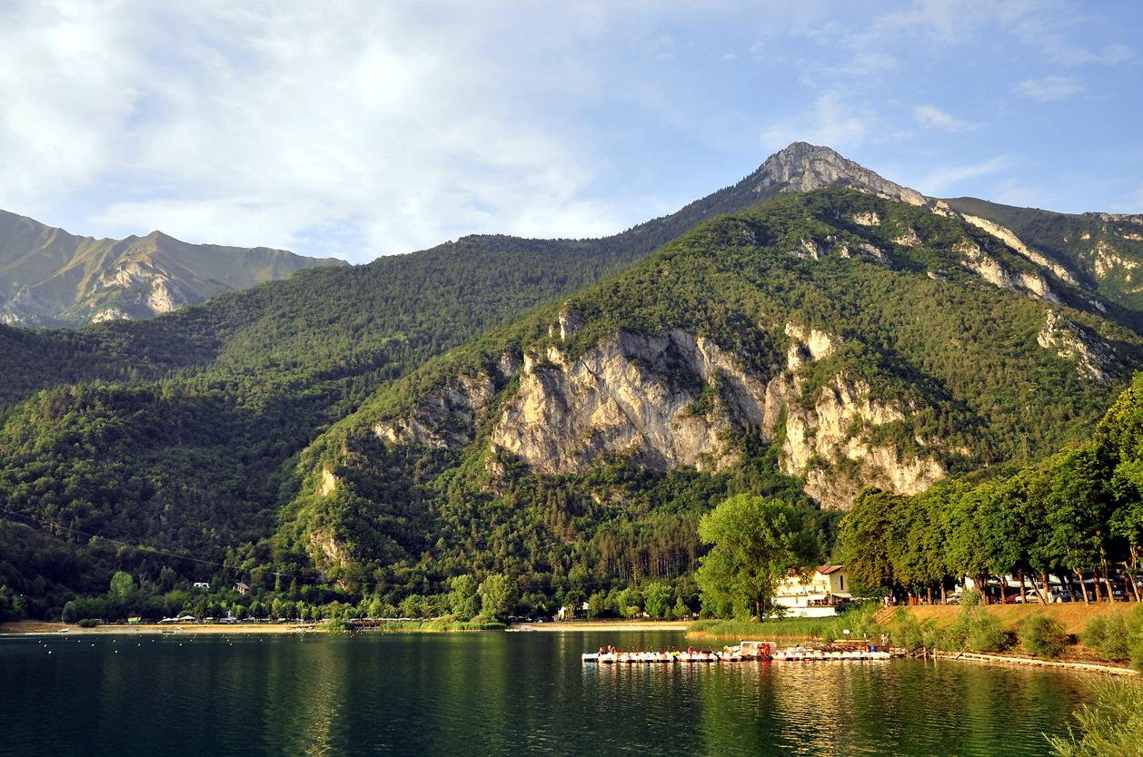 Lago di Ledro, Itálie