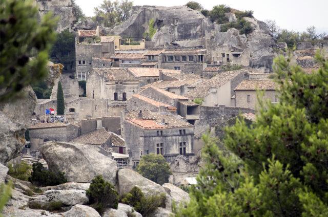 Les Baux-de-Provence, Francie
