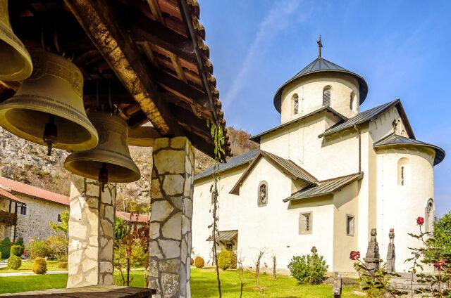Monastýr Morača, Černá Hora