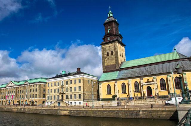 Muzeum, Goteborg, Švédsko