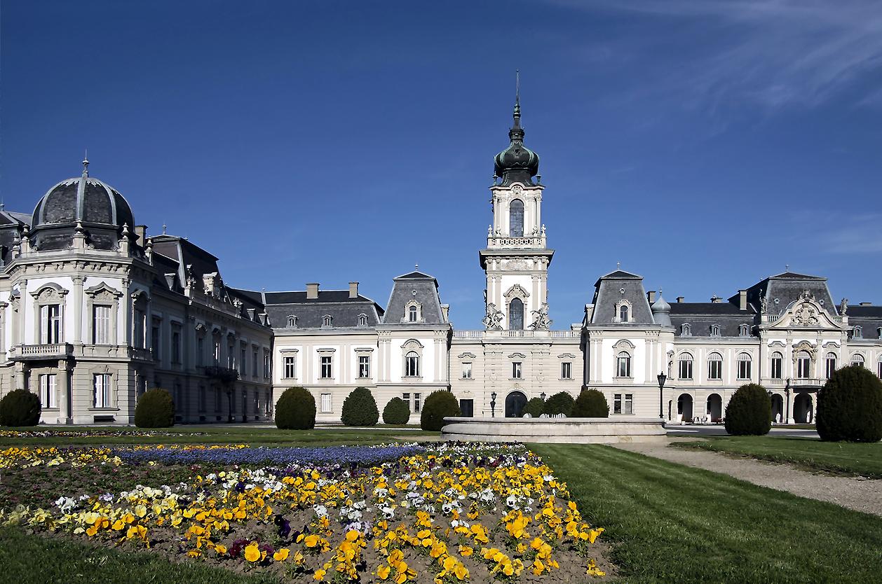 Palác Festetics Keszthely, Maďarsko