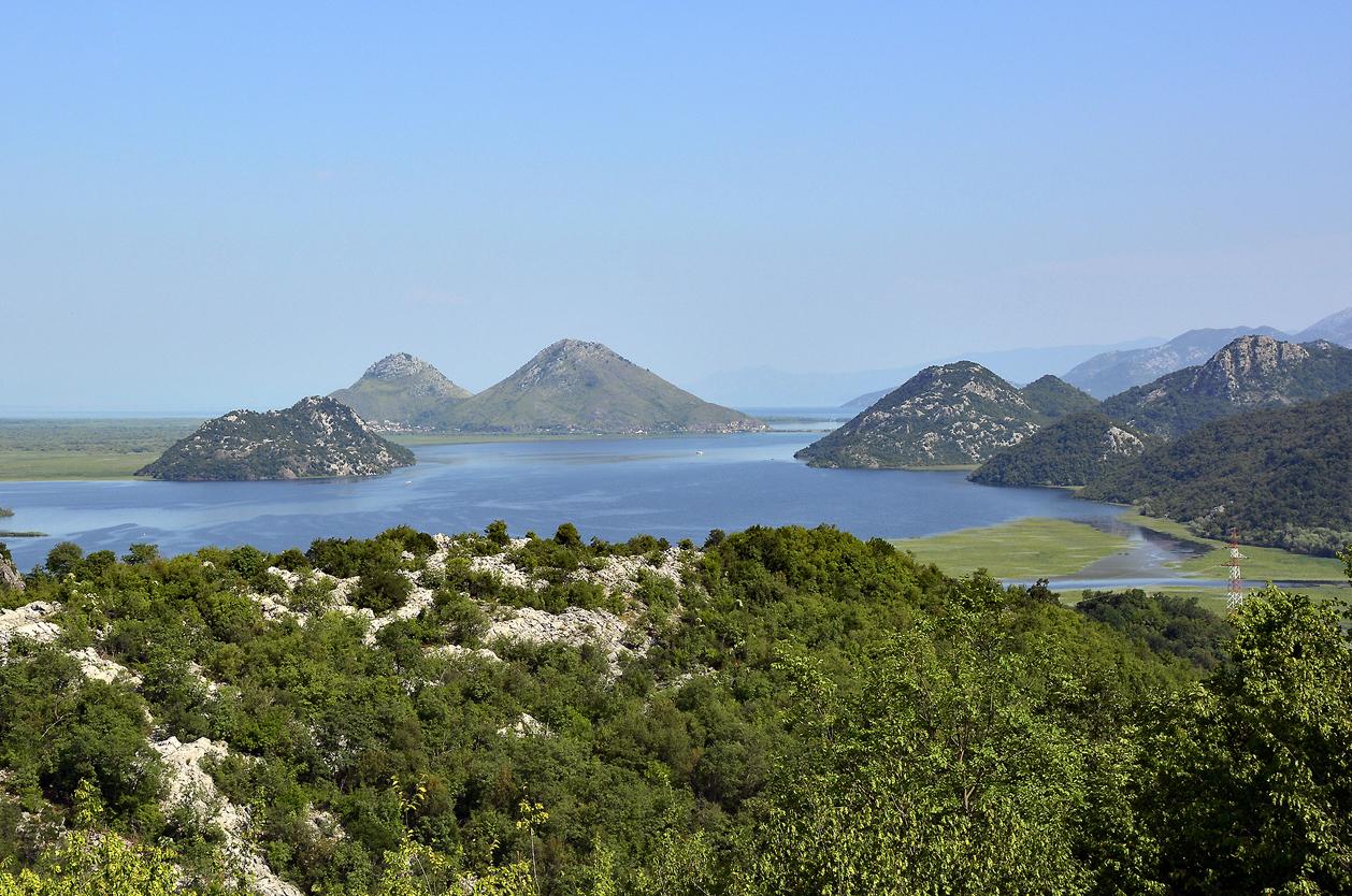 Skadarské jezero, Donja Sela, Černá Hora