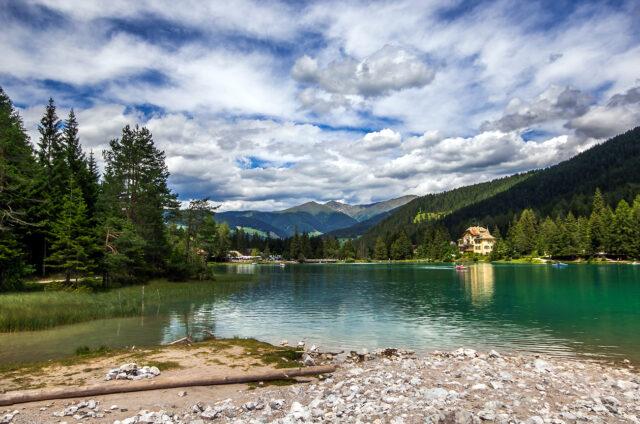 Toblacher See, Itálie