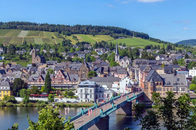 Traben-Trarbach, Německo