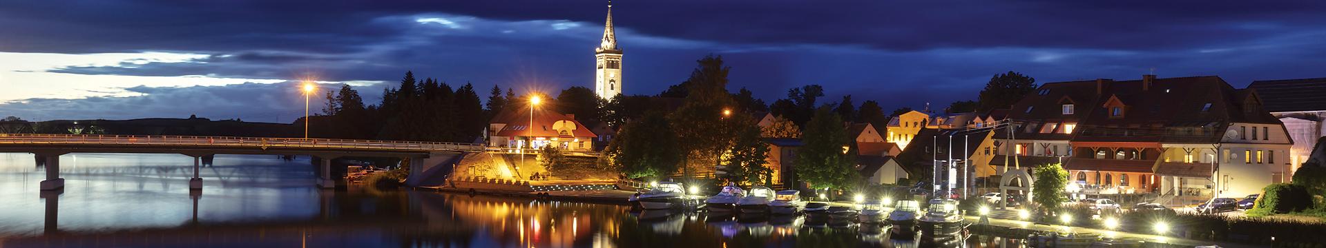 Historické město Mikolajki, Polsko