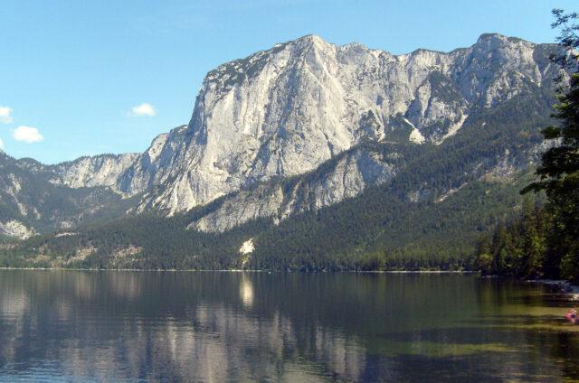 Jezero Altausseer See, Rakousko
