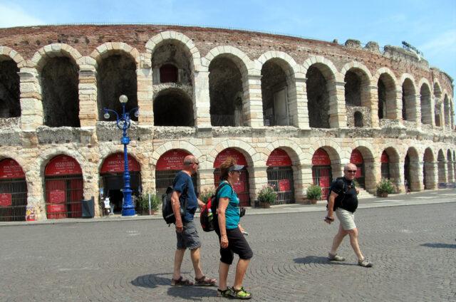 Arena di Verona, Verona, Itálie