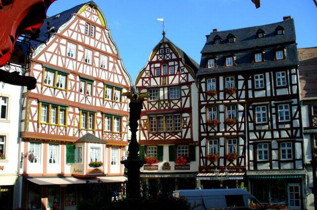 Bernkastel-Kues, Německo