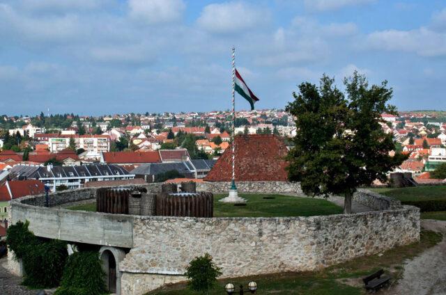 Hrad Eger, Maďarsko