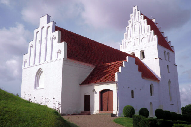 Elmelunde, Ostrov Mon, Dánsko