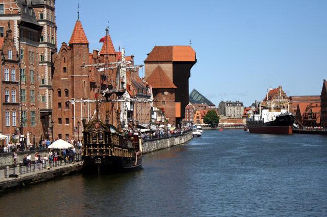 Město Gdaňsk, Polsko