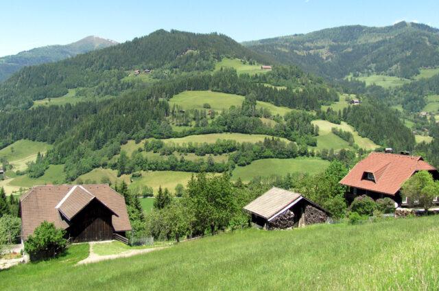 Kolem Gerlitzen, Rakousko