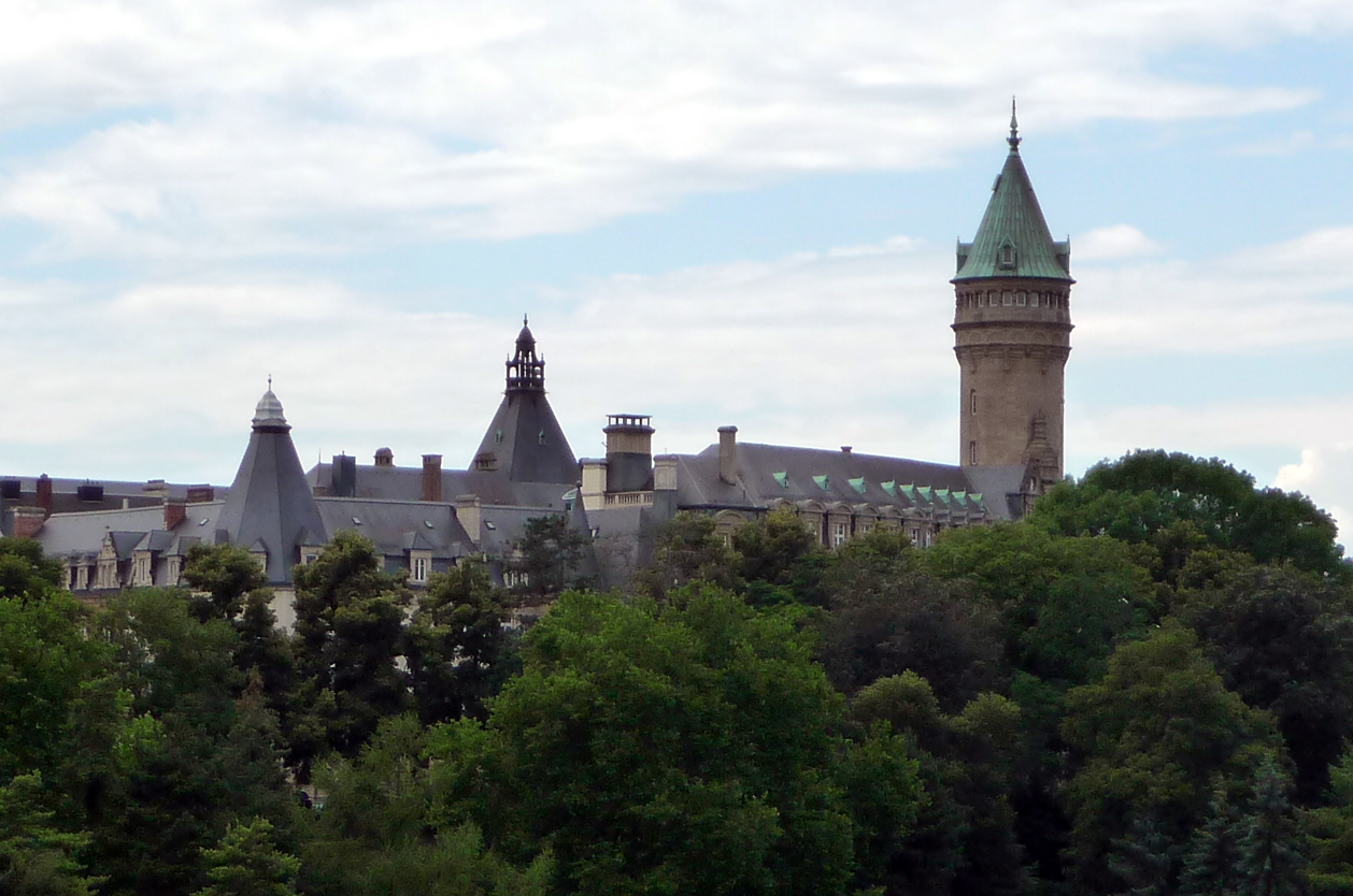 Luxembourg, Lucembursko