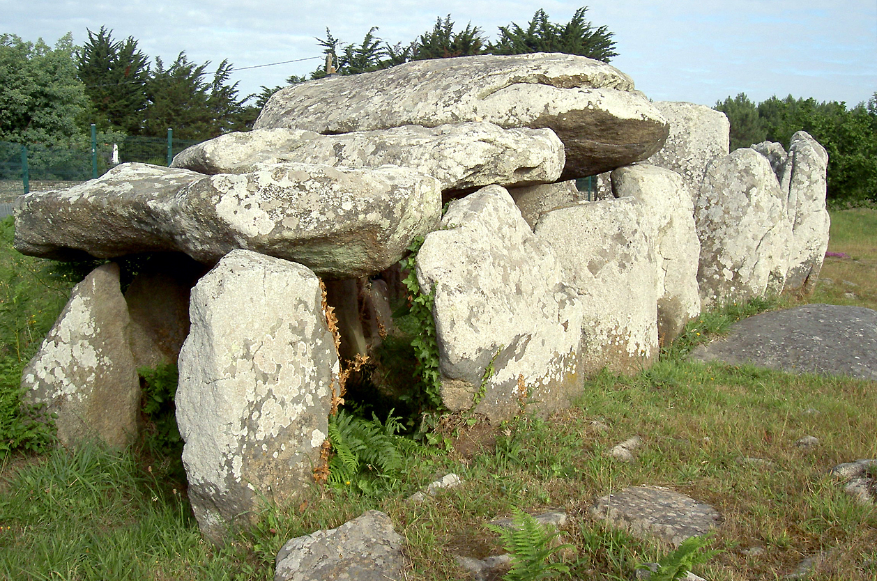 Menhiry a dolmeny, Carnac, Francie