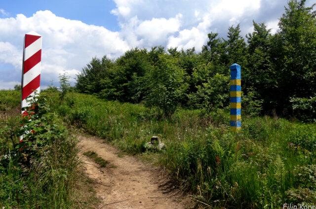 Polsko Ukrajinská Hranice, Bieszczady