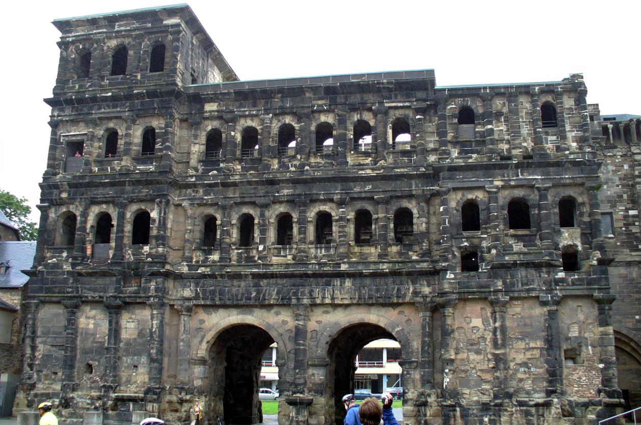 Porta Nigra, Trier, Německo