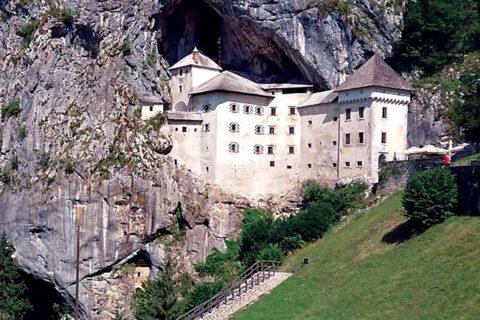 Predjamsky hrad, Slovinsko