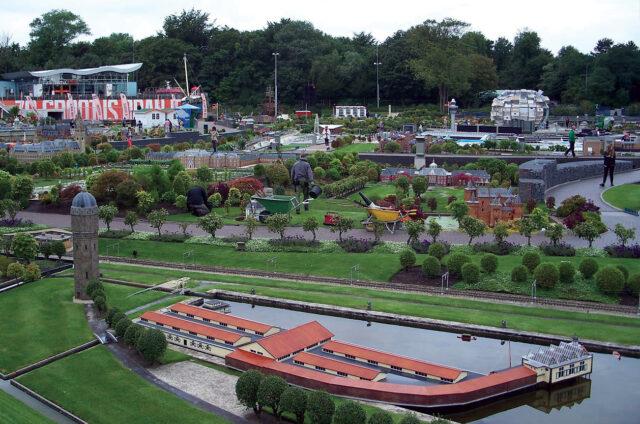 Svět miniatur, Madurodam, Holandsko