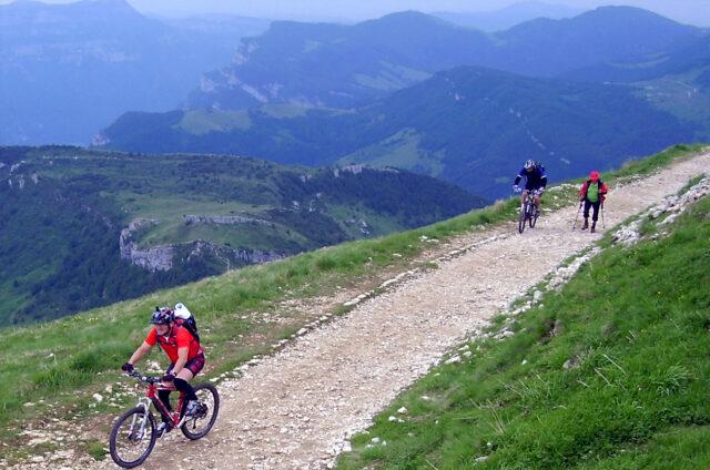 Výjezd na Monte Altissimo, Itálie