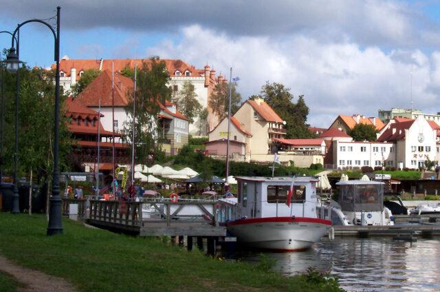 Zámek Ryn, Ryn, Polsko