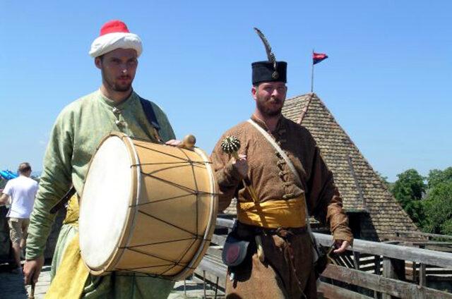 Hrad Diósgyor, Folklór, Maďarsko