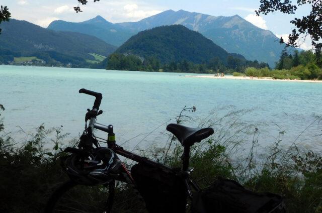 Jezero Wolfgangsee, Rakousko