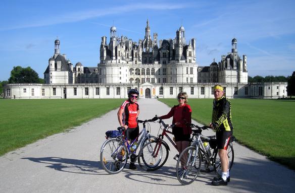 Náhled Loira na kole