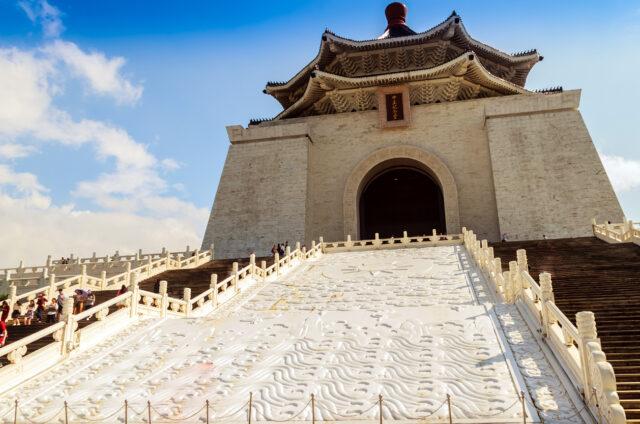 Čankajškovo mauzoleum, Tchaj-wan