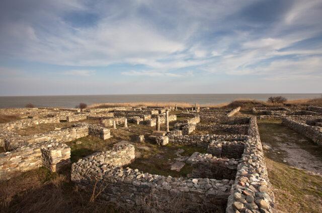 Antické město Histria, Rumunsko