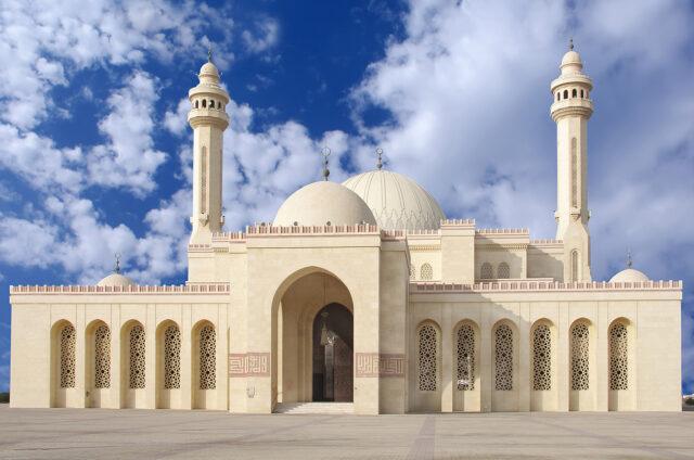 Bělostná měšita Al Fatih, Bahrajn