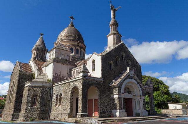 Bazilika Sacré Coeur, Martinik