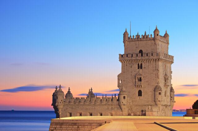 Belémská věž, Lisabon