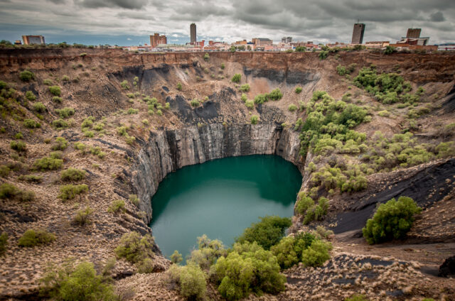 Big Hole, Kimberley, JAR