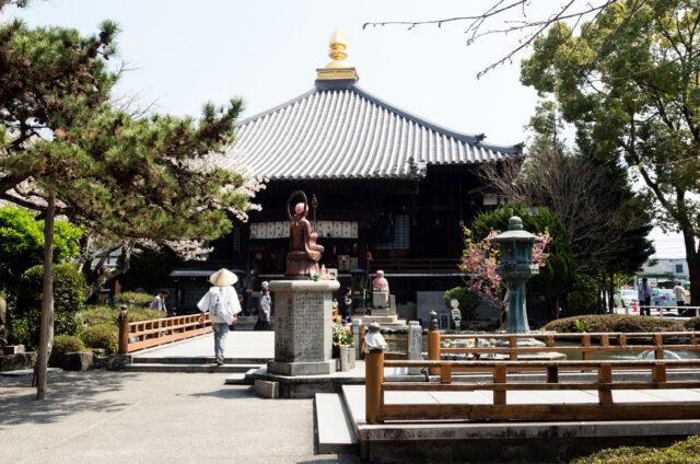 Chrám Rjózendži, Naruto, Japonsko