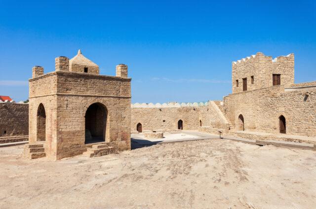 Chrám věčného ohně Atešgah, Ázerbajdžán