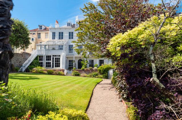 Dům Hauteville House, Guernsey
