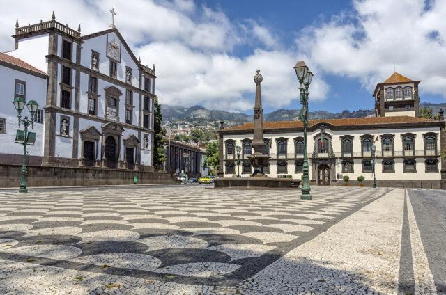 Historická radnice, Funchal, Madeira