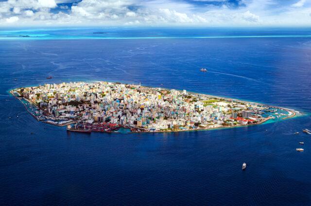 Hlavní město Malediv – Malé