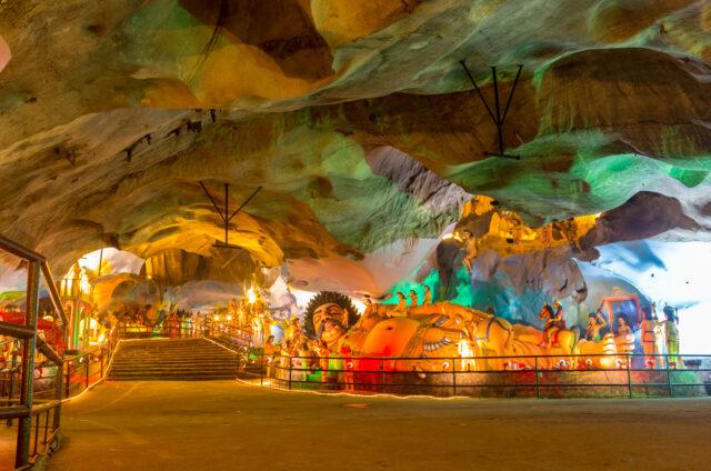 Jeskyně Batu, Kuala Lumpur, Malajsie
