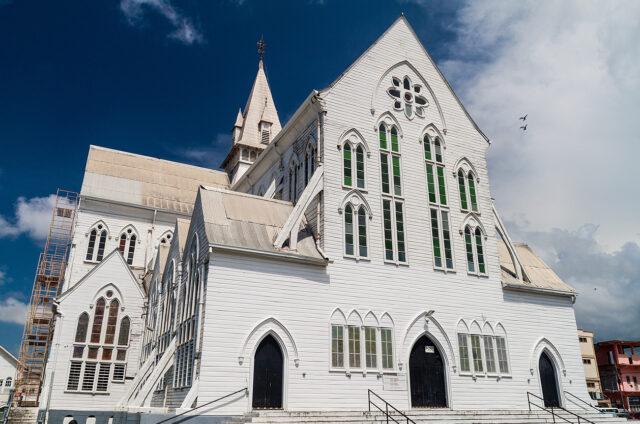 Katedrála St George, Georgetown, Guyana