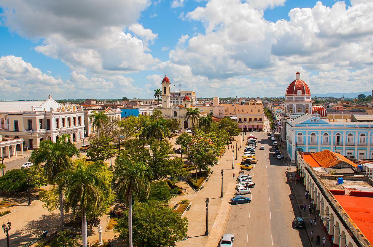Koloniální Cienfuegos (UNESCO), Kuba