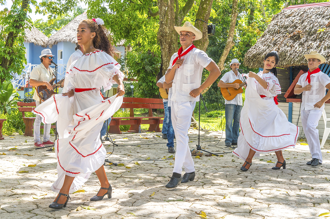 Kubánský folklór, Kuba