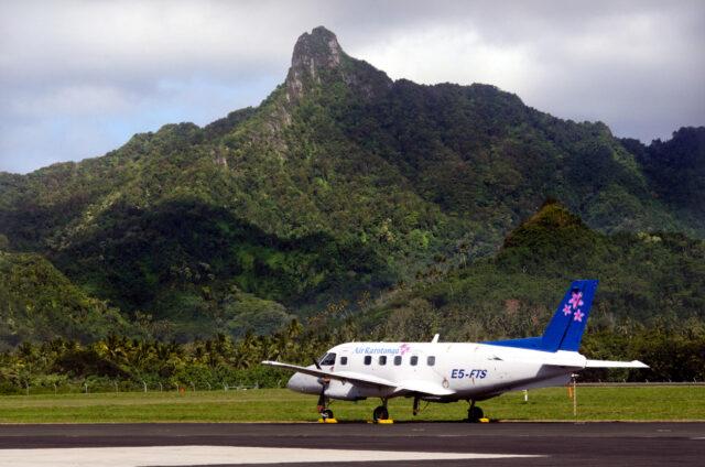 Letiště Rarotonga, Cookovy ostrovy