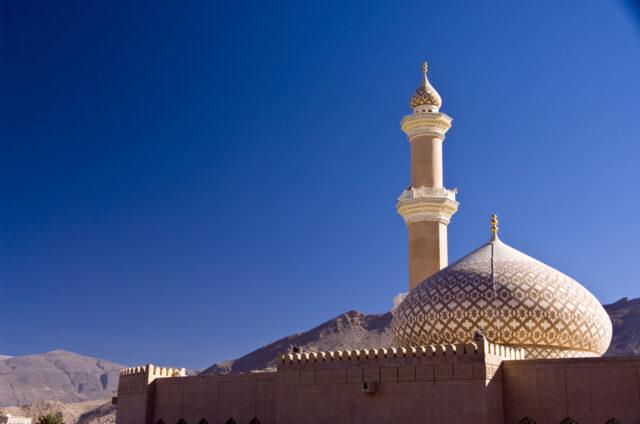 Minaret, Nizwa, Omán